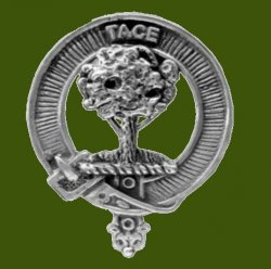Abercrombie Clan Cap Crest Stylish Pewter Clan Abercrombie Badge