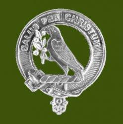 Abernethy Clan Cap Crest Stylish Pewter Clan Abernethy Badge