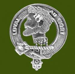 Adair Clan Cap Crest Stylish Pewter Clan Adair Badge