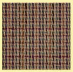Ednam Check Lightweight Reiver 10oz Tweed Wool Fabric