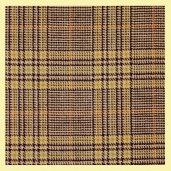 Eccles Check Lightweight Reiver 10oz Tweed Wool Fabric