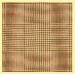 Crail Check Lightweight Reiver 10oz Tweed Wool Fabric