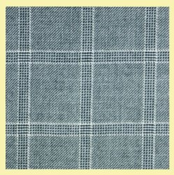 Dornoch Check Lightweight Reiver 10oz Tweed Wool Fabric