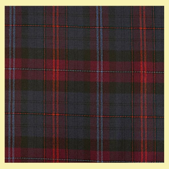 Image 0 of Evans Bevan Welsh Tartan 13oz Wool Fabric Medium Weight Ladies Mini Skirt