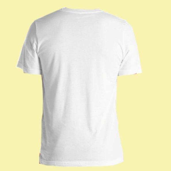 Image 2 of Abel German Coat of Arms Surname Adult Unisex Cotton T-Shirt