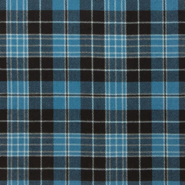 Image 1 of Clergy Ancient Springweight 8oz Tartan Wool Fabric
