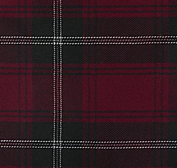Image 1 of Llewellyn Welsh Tartan 13oz Wool Fabric Medium Weight Ladies Kilt Skirt