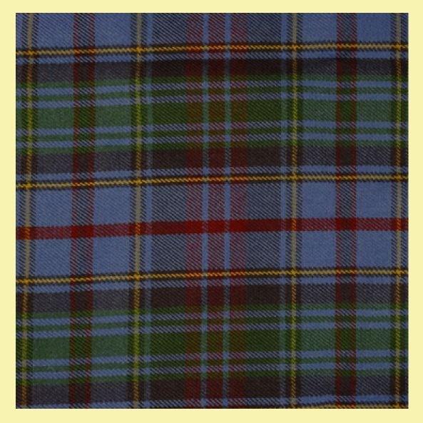 Image 0 of County Of Powys Welsh Tartan 13oz Wool Fabric Medium Weight Ladies Kilt Skirt