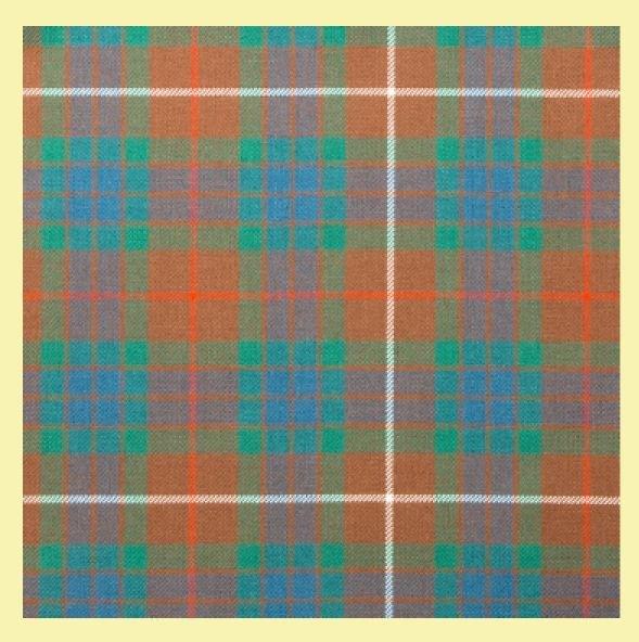 Image 0 of Fraser Hunting Ancient Springweight 8oz Tartan Wool Fabric