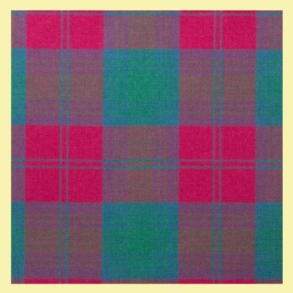 Image 0 of Lindsay Ancient Springweight 8oz Tartan Wool Fabric