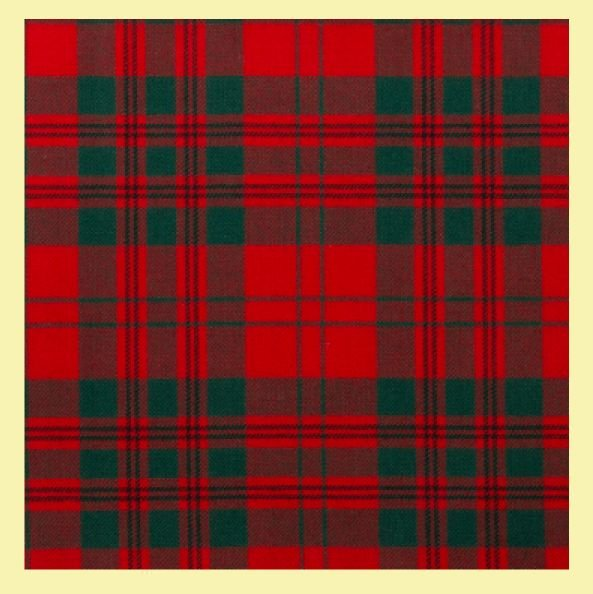 Image 0 of Livingstone Modern Springweight 8oz Tartan Wool Fabric