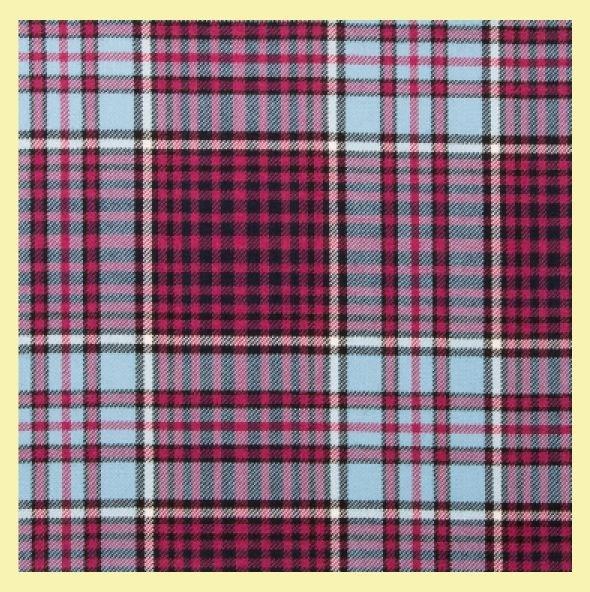 Image 0 of Bristish Columbia Canadian Springweight 8oz Tartan Wool Fabric