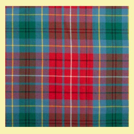 Image 0 of British Columbia Canadian Springweight 8oz Tartan Wool Fabric