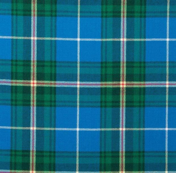 Image 1 of Nova Scotia Canadian Springweight 8oz Tartan Wool Fabric
