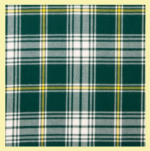 Image 0 of St Patrick Irish Springweight 8oz Tartan Wool Fabric