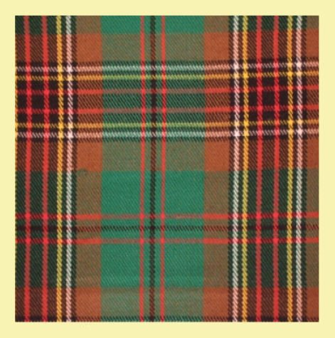 Image 0 of Tara Irish Springweight 8oz Tartan Wool Fabric
