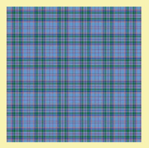 Image 0 of Bermuda Springweight 8oz Tartan Wool Fabric