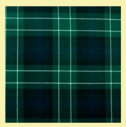 Abercrombie Modern Tartan 10oz Reiver Wool Fabric Lightweight Boys Kilt