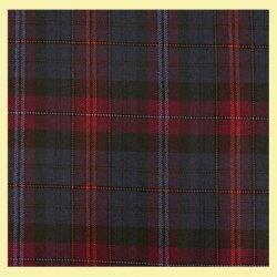 Evans Bevan Welsh Tartan Wool Fabric Mens Vest Waistcoat