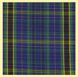 Eynon Beynon Welsh Tartan Wool Fabric Mens Vest Waistcoat