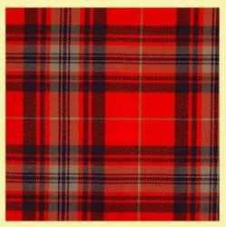 Harris Parry Welsh Tartan Wool Fabric Mens Vest Waistcoat