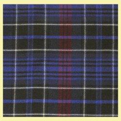 Hopkins Welsh Tartan Wool Fabric Mens Vest Waistcoat