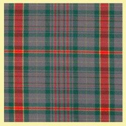Howell Powell Welsh Tartan Wool Fabric Mens Vest Waistcoat