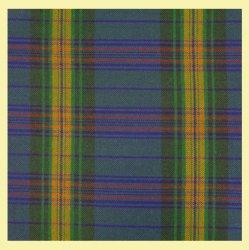 Madoc Welsh Tartan Wool Fabric Mens Vest Waistcoat