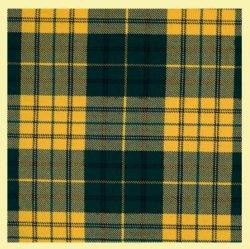 Meredith Welsh Tartan Wool Fabric Mens Vest Waistcoat