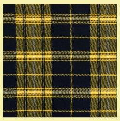 Morris Welsh Tartan Wool Fabric Mens Vest Waistcoat