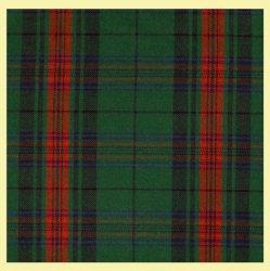 Owen Bowen Welsh Tartan Wool Fabric Mens Vest Waistcoat
