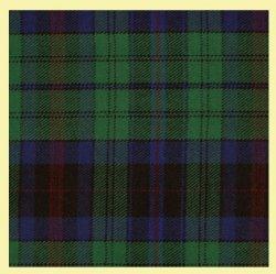 Phillips Welsh Tartan Wool Fabric Mens Vest Waistcoat