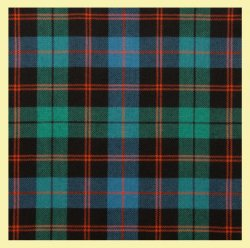 Guthrie Ancient Tartan Lightweight Wool Mens Vest Waistcoat