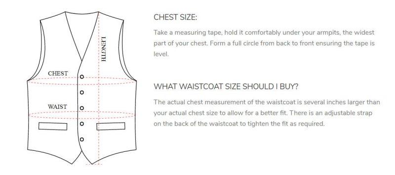Image 3 of Peach Pink Mens Plain Shantung Wedding Vest Waistcoat