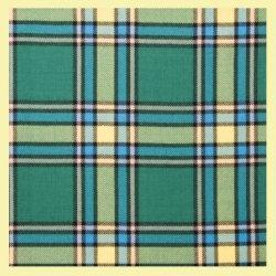 Alberta Canadian Lightweight Tartan Wool Fabric Mens Cummerbund