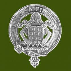 Ogilvie Clan Cap Crest Stylish Pewter Clan Ogilvie Badge