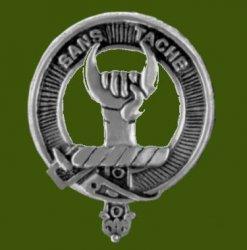 Napier Clan Cap Crest Stylish Pewter Clan Napier Badge