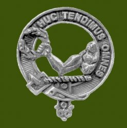 Paterson Clan Cap Crest Stylish Pewter Clan Paterson Badge