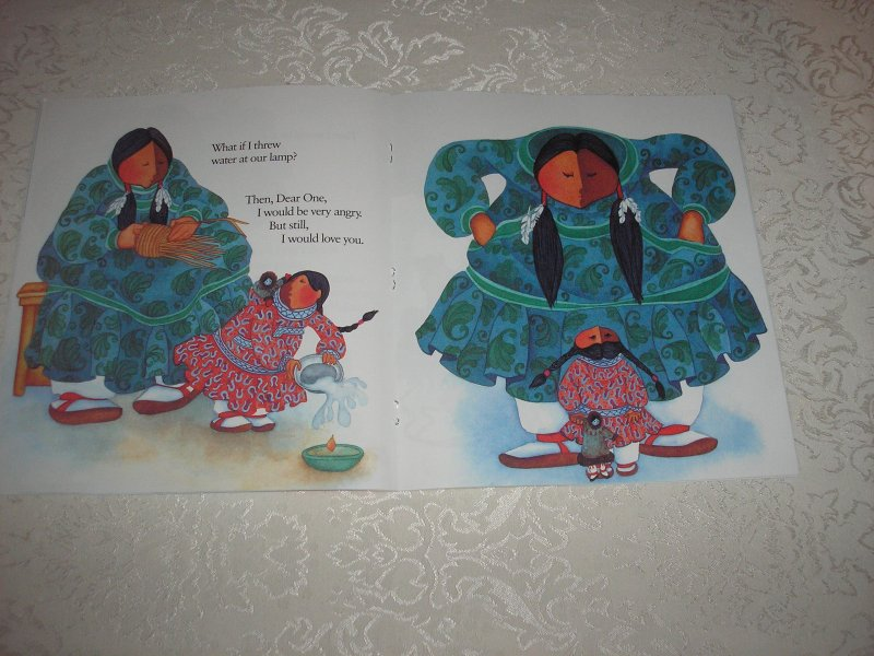 Image 2 of Mama, Do You Love Me? Barbara M. Joosse Brand New Softcover