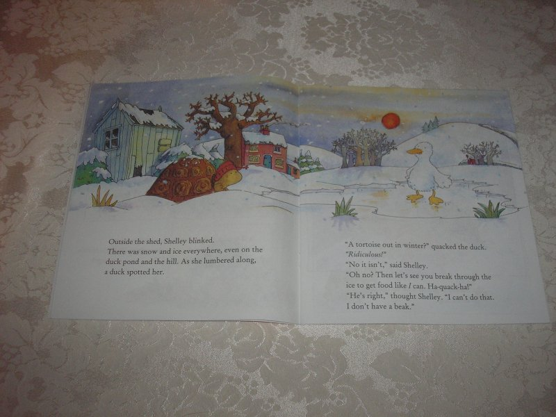 Image 7 of A Silly Snowy Day Michael Coleman Brand New Softcover