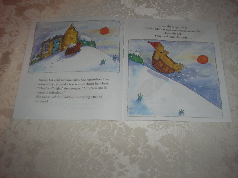 Image 4 of A Silly Snowy Day Michael Coleman Brand New Softcover