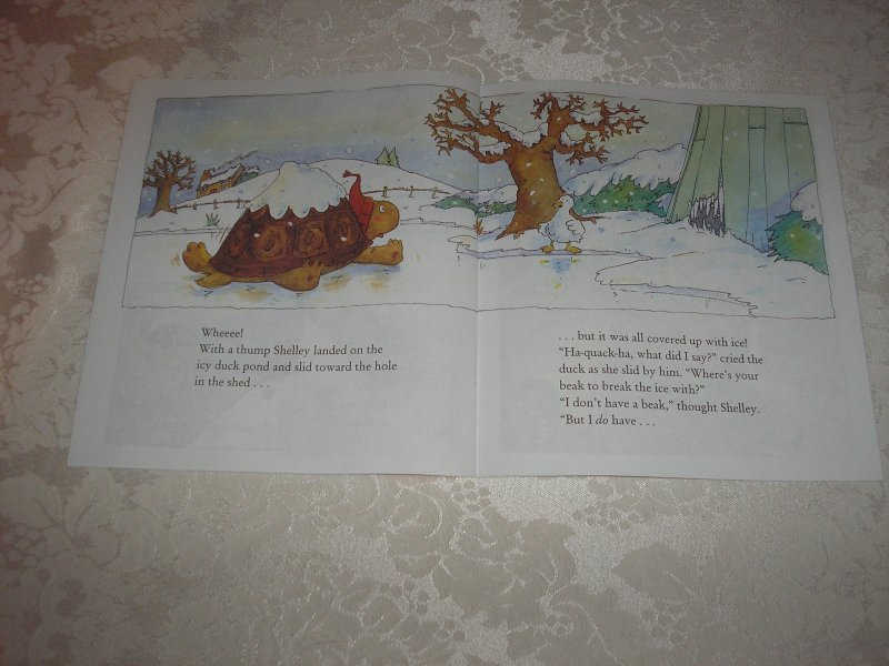 Image 3 of A Silly Snowy Day Michael Coleman Brand New Softcover