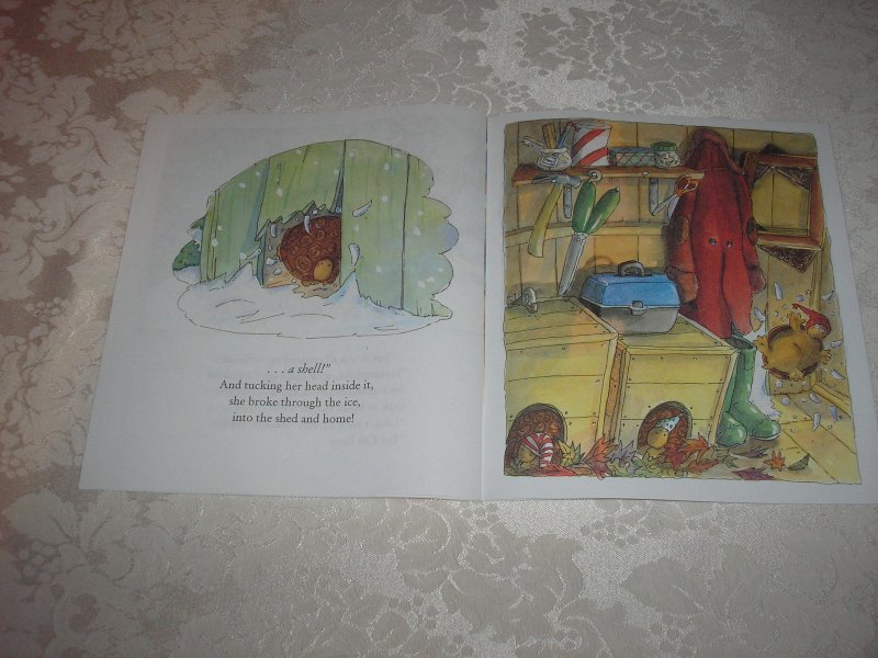Image 2 of A Silly Snowy Day Michael Coleman Brand New Softcover
