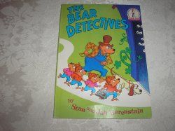 The Bear Detectives The Case of the Missing Pumpkin Berenstain good used sc