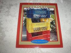 Recycling A True Book Rhonda Lucas Donald very good sc