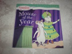 Angelina Ballerina Mouse of the Year very good sc