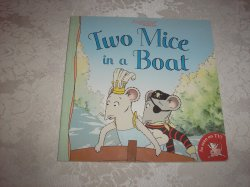 Angelina Ballerina Two Mice in a Boat very good sc