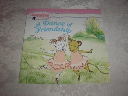 Angelina Ballerina A Dance of Friendship very good sc