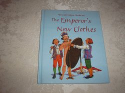 The Emperor's New Clothes Hans Christian Andersen new hc