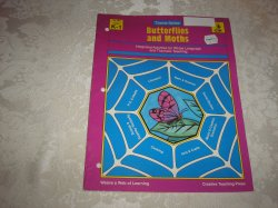 K-1 Butterflies and Moths Creative Teaching Press Sharon Wheeler